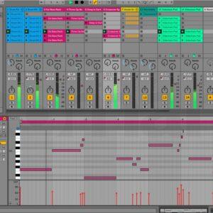 Muziekproductie met Ableton Live 10